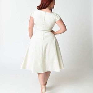 1386edd75f936 Stop Staring Dresses - Stop Staring! Mad style cap sleeve swing dress NWT